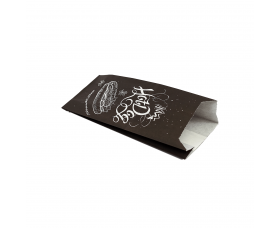 Пакет для французького хот-дога з друком (170х72х35) - зображення