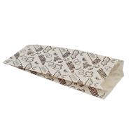 Пакет для шаурми з друком (270х100х40) - зображення