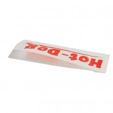 Куток для хот-дога з друком (210х72х0) - зображення