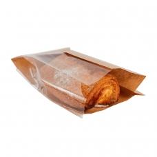 Пакет з боковим вікном (210х108х50) - зображення