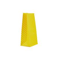 "Пакет ""Горошок жовтий"" (190х95х65) - зображення"