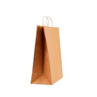 Пакет з крученими ручками (380х320х150) - зображення