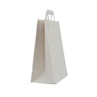 Пакет з плоскими ручками (260х260х140) - зображення