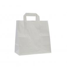 Пакет з плоскими ручками (335х260х140) - зображення